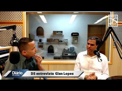 DS entrevista o prefeito de Poá Gian Lopes