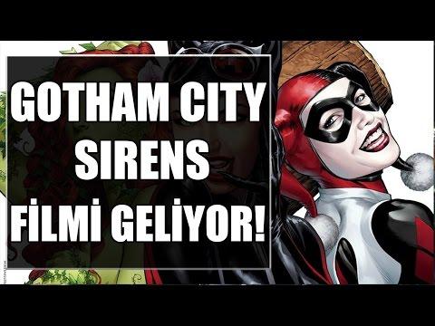 GOTHAM CITY SIRENS   DC