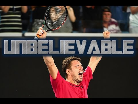 Stan Wawrinka ♦ Just Unbelievable (HD)