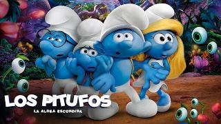 LOS PITUFOS: LA ALDEA ESCONDIDA. Tráiler final en español HD. Ya en cines.