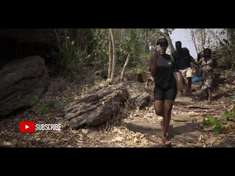 Swimwear Photoshoot In An Exotic Location In Ghana