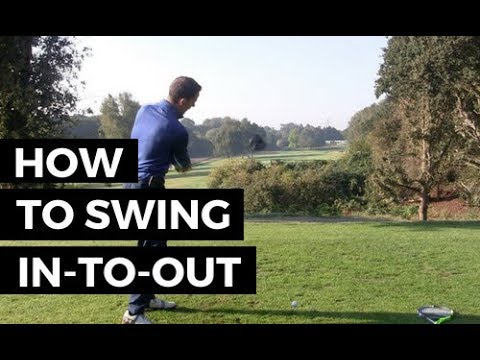 DRIVER HOW TO SWING MORE IN-TO-OUT (SIMPLE DRILLS)