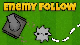 Thumbnail for '2D follow AI with Unity - [Tutorial]'