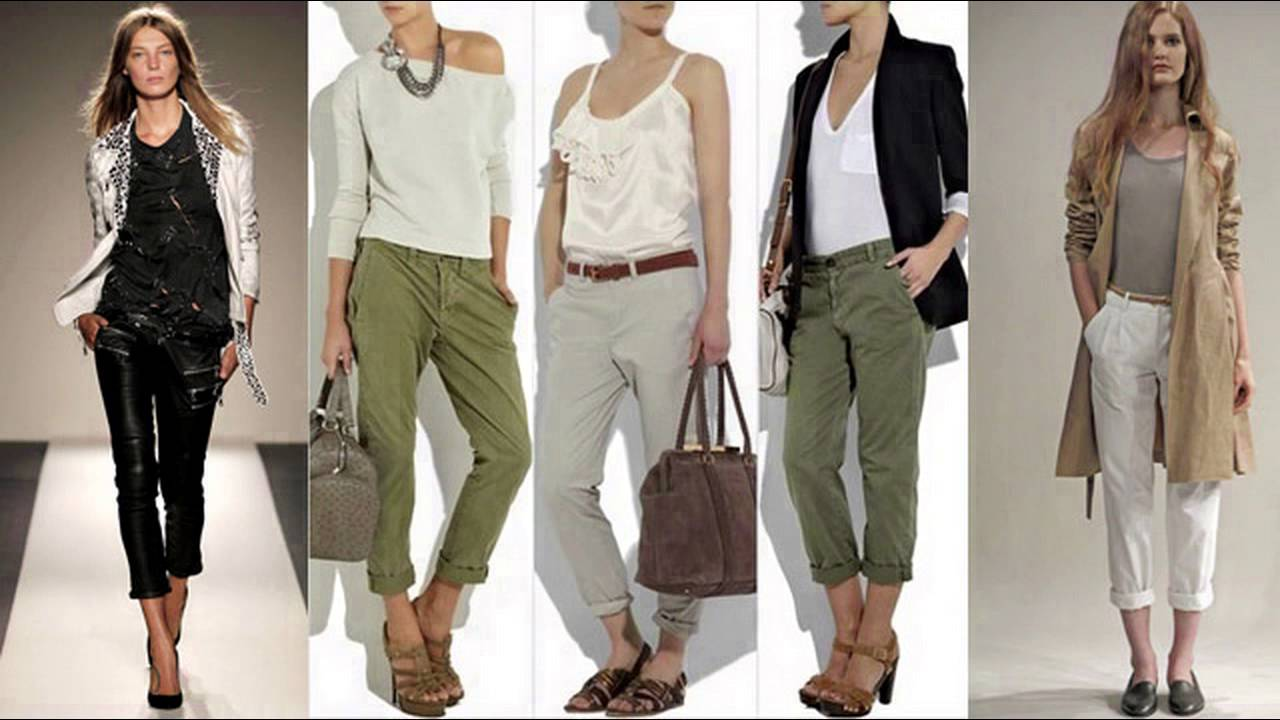 How to ankle wear length pants fotos