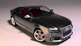 Audi S5 - LuxRender Lightgroups