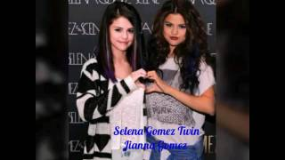 Hey selena gomez haves a twin name jianna meet was born on the same day as (july 22,1992) july babies but t...