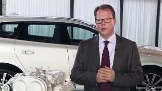Volvo: Volvo Cars - High Performance Drive-E Powertrain Concept