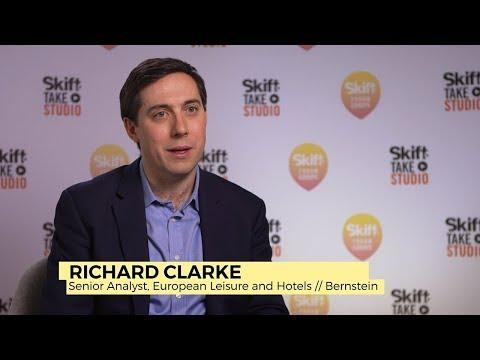 Bernstein Senior Analyst, European Leisure And Hotels At Skift Take Studio