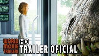 Jurassic World - O Mundo dos Dinossauros Trailer Oficial #2 Legendado (2015) HD