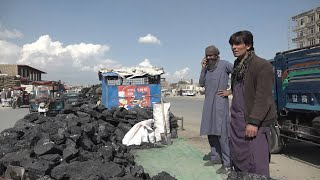GLOBALink | Afghans struggle to stay warm in incoming winter amid price hike of daily necessities