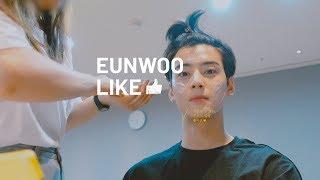 EUNWOO LIKE👍🏻 '굿바이 차이림'