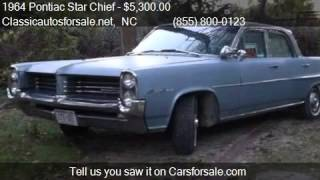 1964 Pontiac Star Chief  for sale in Nationwide, NC 27603 at #VNclassics