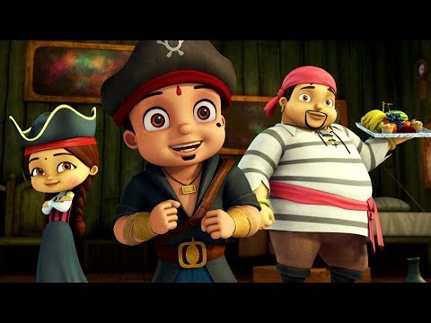 Super Bheem - The Space Pirates | Space Adventure Full Video