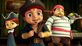 Super Bheem - The Space Pirates | Space Adventure full video