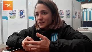 Entrevista a Luciana Bacci, futbolista de Racing