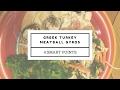 Weight Watchers | Cook Dinner with Me | Greek Turkey Meatballs Gyro w/ Tzatziki | 4 SP