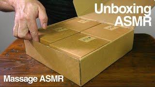 Unboxing ASMR No Talking ASMR Sounds