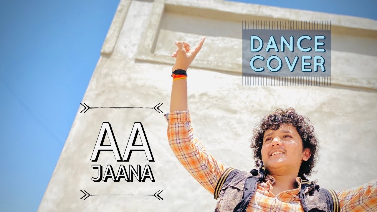 AA JAANA - Darshan Raval || Dance Cover By Dhruvrajsinh Solanki || Corona Time Special || Love Song