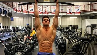Connor Murphy Six Pack Abs Workout