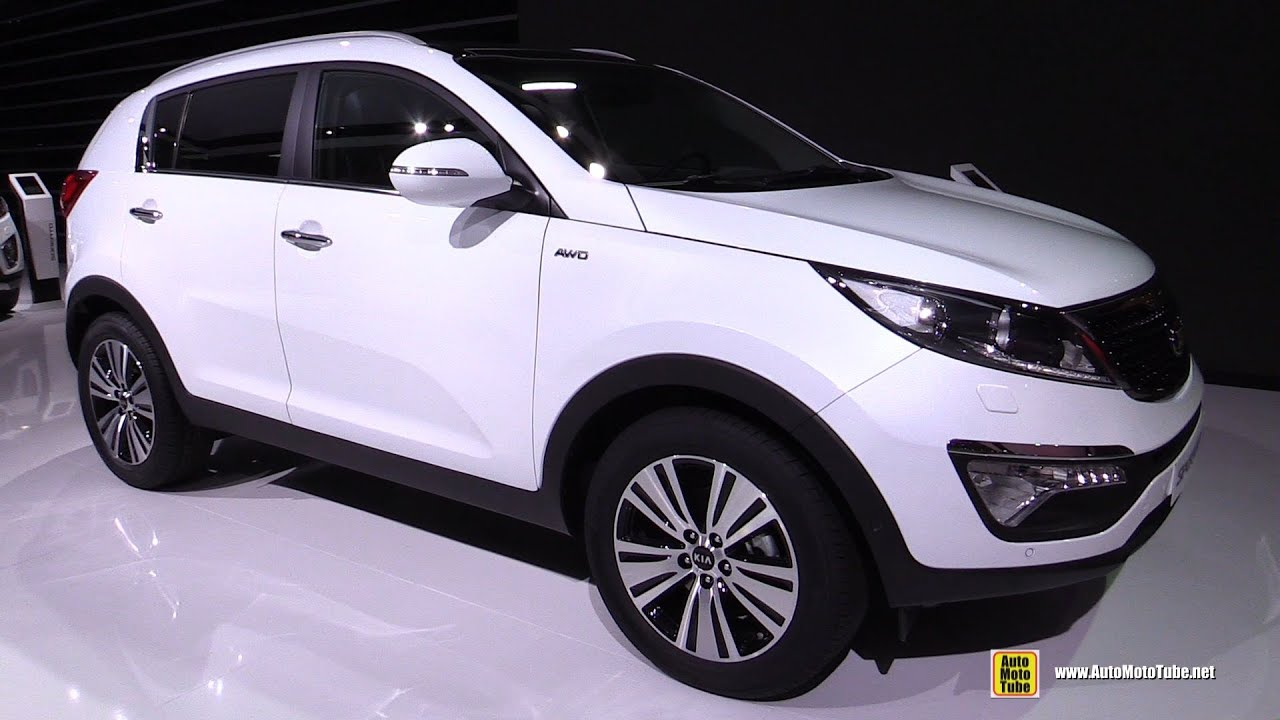 2015 kia sportage style crdi awd diesel exterior and. Black Bedroom Furniture Sets. Home Design Ideas