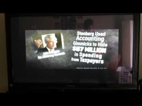 Jon Bruning ad against Don Stenberg and Deb Fischer