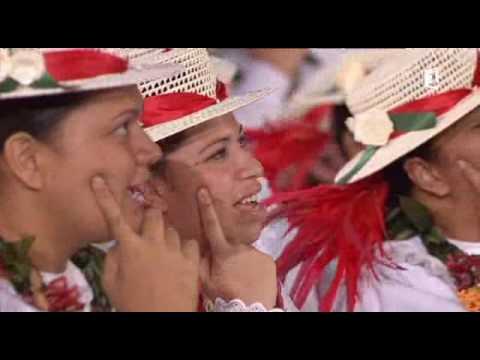 HEIVA 2016 - Best of Te Pape ora no Papofai (Tarava Raromatai) - Module chant 2