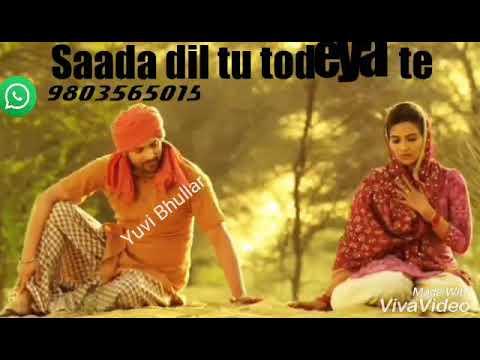 Angrej Tappe Singer: Ammy Virk, Amrinder Gill New Whatsapp Status Video 2018