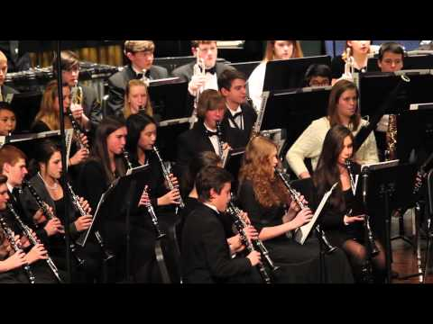 GMEA Dictrict 9 - Concert Band - Simple Gifts: Four Shaker Songs
