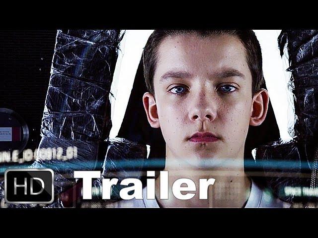 ENDER´S GAME - Trailer Deutsch German