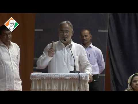 Full Speech of Chandrakant Raghuvanshi at  truck terminal inauguration in Nandurbar