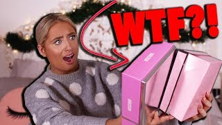 £250 BEST FRIEND SWAP!😱 Unboxing my christmas presents from Floral Princess!!