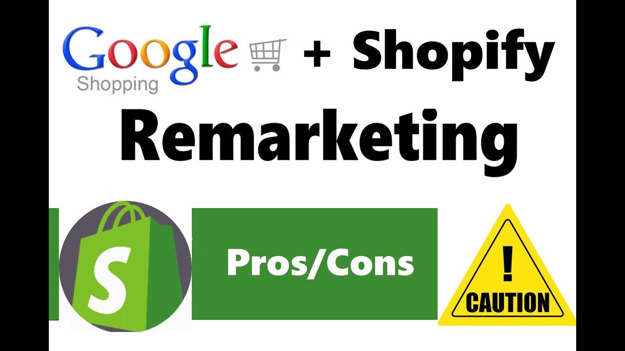 Google Ads Remarketing / Retargeting 2019 for Shopify Ecommerce