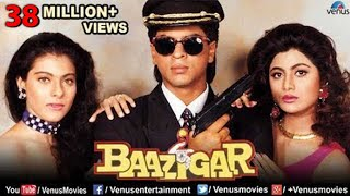 vuclip Baazigar - Hindi Movies Full Movie | Shahrukh Khan Movies | Kajol | Shilpa Shetty | Bollywood Movies
