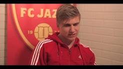 FC Jazz Pelaajakortti 2015 Samuli Virtanen