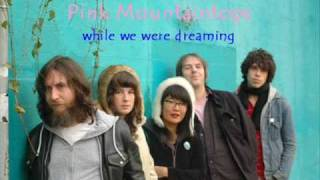 Pink Mountaintops - While we were Dreaming