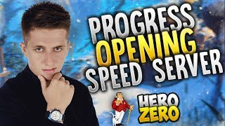 ⭐PROGRESS, OPENING SKRZYNEK, SPEED SERVER⭐