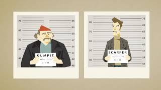 wandsworth animation Dumpit and Scarper