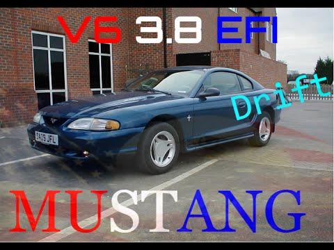 V6 Mustang Drift Build-Part 1