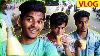 CHEAP BADAM MILK !   ft. Sothu Mootai & Saran Lifestyle 🔥🔥