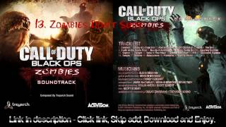 Call of Duty: Black Ops Zombies Soundtrack Collection (DOWNLOAD)
