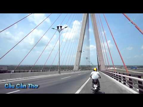 Cầu Cần Thơ - Can Tho Bridge [HD]