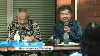 Japanese American Internment Experience (6/12/12, Sunnyvale Public Library)