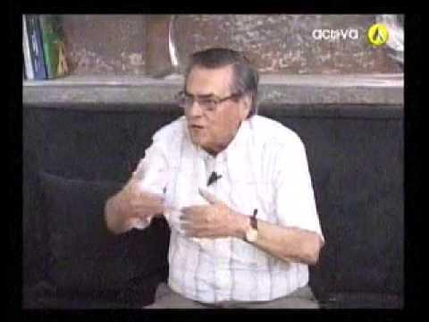 14 años de la muerte del Dr. Víctor Paz Estensoro con el Dr. Marcelo Velarde parte 1