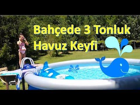 Pool Jump I Swimming In The Garden Pool