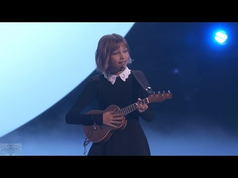 Thumbnail: America's Got Talent 2017 Grace Vanderwaal Live Shows Results S12E14