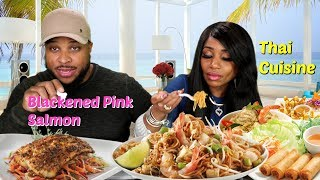 connectYoutube - Pad Thai Mukbang with Hubby