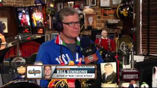 Bill Simmons on The Dan Patrick Show (Full Interview) 11/24/15