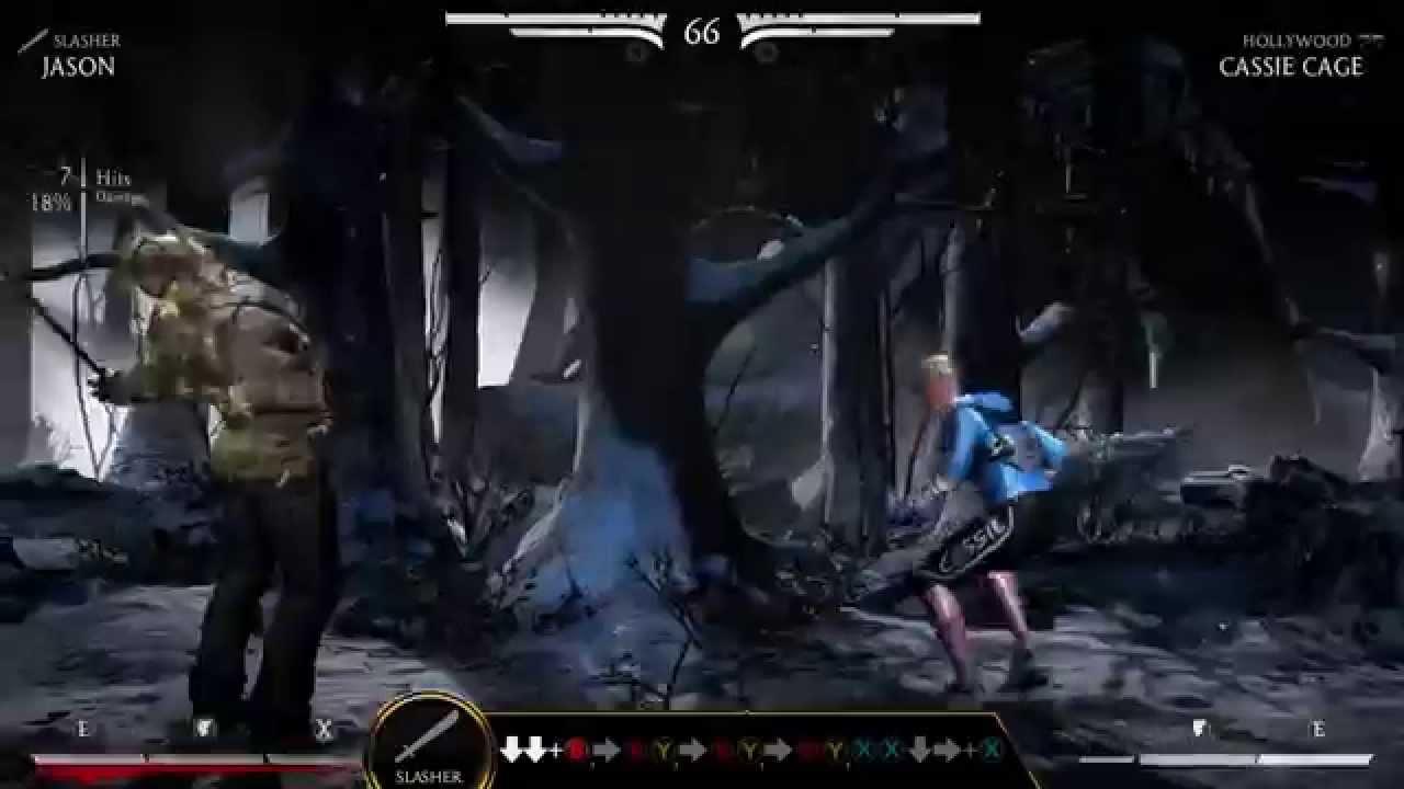 Mortal Kombat X: Kombat Klass - Jason Voorhees