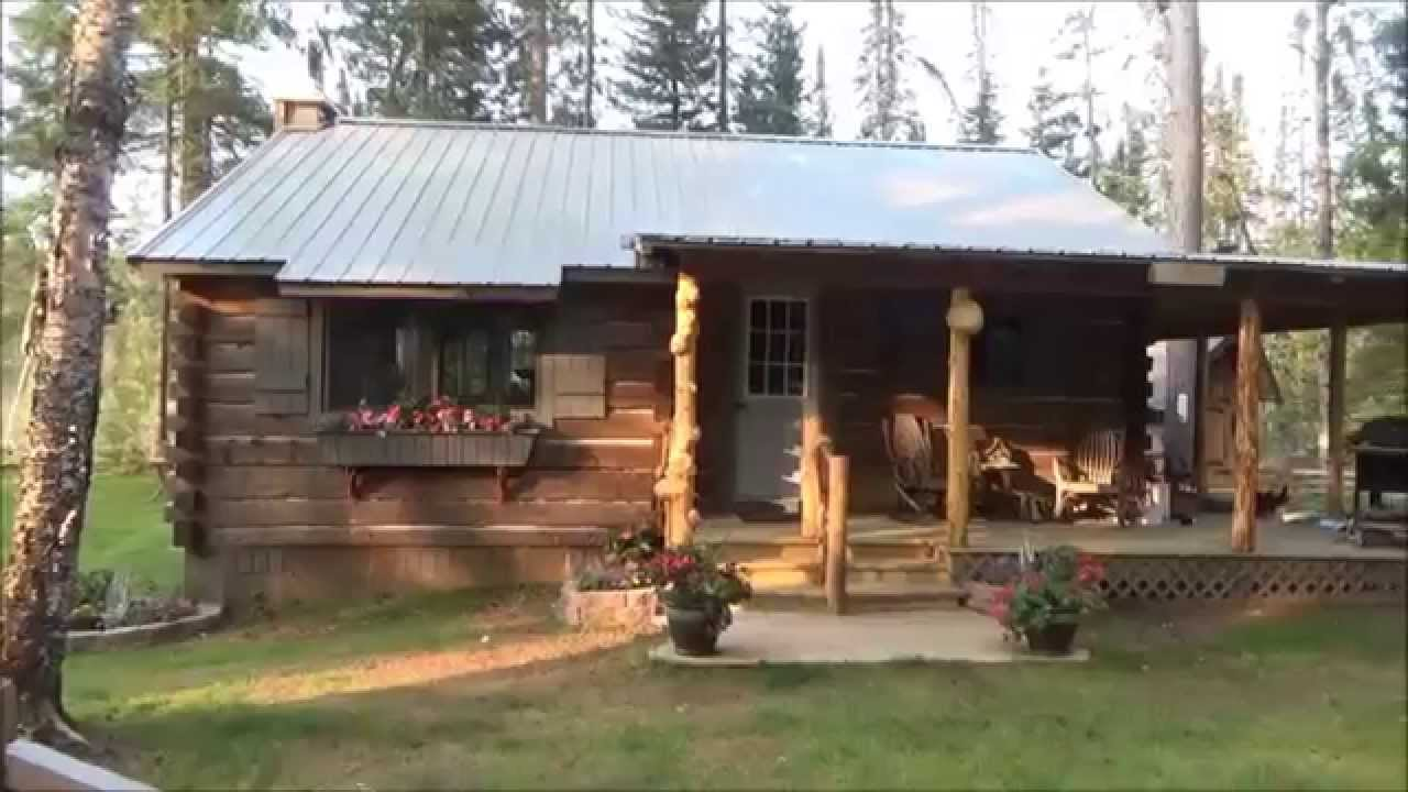 The Backwoods Cabin Episode 21 The Metal Roof Moms