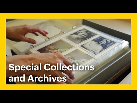Goldsmiths Library Special Collections and Archives